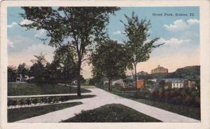 Illinois Galena Grant Park 1917