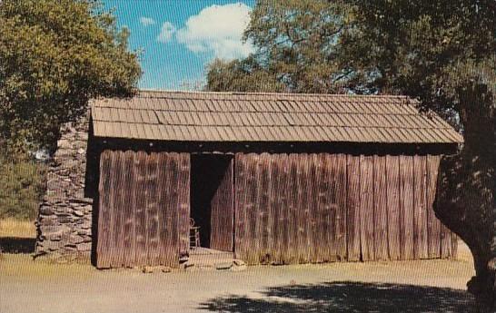 Mark Twains Cabin Susanville California