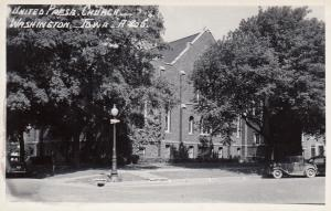 RP: WASHINGTON , Iowa , 1930-40s ; United Presbyterian Church