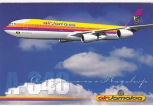 AirJamaica Jet Airplane , 80-90s
