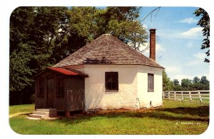 DE - Little Creek. Octagonal Schoolhouse