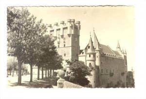 RP, The Alcazar (Detail), Segovia (Castile and León), Spain, 1920-1940s