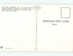 Chrome MUSEUM SCENE Hamilton Bermuda Carribean AG0165