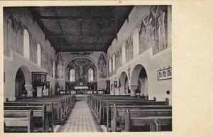 Tiefenbach, Biberach,Baden-Württemberg, Germany , 20-30s Interior Catholic C...