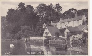 HELFORD, Cornwall, England, UK, 30-50s; The Boat House, TUCK