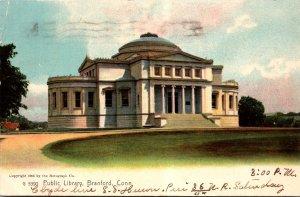 Connecticut Branford Public Library 1908 Rootograph