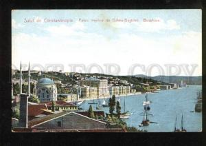 049241 CONSTANTINOPLE Imperial palace Dalma-Bagtche