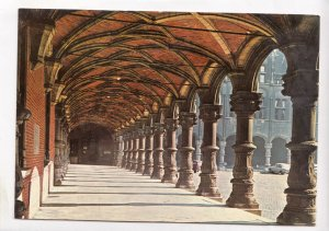 LIEGE, Palais provincial, used Postcard