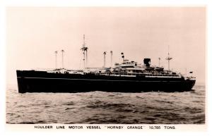 S.S. Hornby , Grange Houlder Line ,  RPC