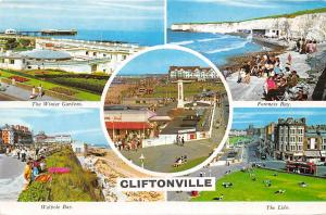 Cliftonville Walpole Bay Foreness Bay The Lido The Winter Garden