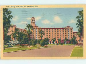 Linen HOTEL SCENE St. Petersburg Florida FL B4377