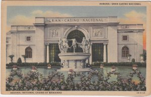 HAVANA , Cuba , 1949 ; Gran Casino Nacional