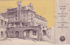The Inn at Buck Hill Falls, Pennsylvania,  PU-1949