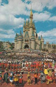Florida Orlando Walt Disney World Welcome To Walt Disney World 1972