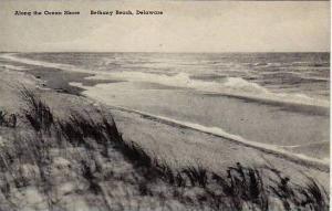 Delaware Bethany Along The Ocean Shore Albertype