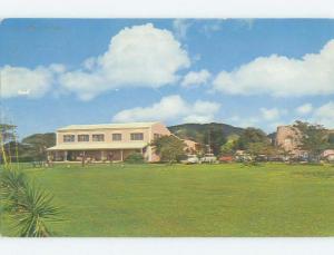 Pre-1980 ESTATE CARLTON MOTEL St. Croix USVI HQ2228
