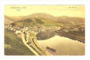 Die Mosel, Total, Berncastel-Cues (Rhineland-Palatinate), Germany, 1900-1910s