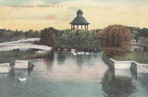 CHARLESTON , South Carolina , 00-10s ; Hampton Park