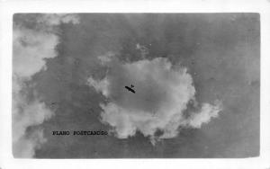 SAN ANTONIO, TEXAS KELLY FIELD AVIATION-WW1 ERA RPPC REAL PHOTO POSTCARD