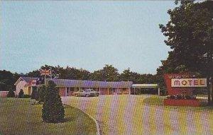 Michigan Mackinaw City Wawatam Motel