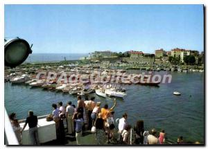 Modern Postcard Ajaccio Port De Plaisance