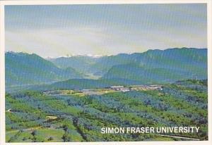 Canada Simon Fraser University Burnaby British Columbia