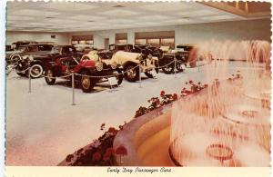 IN - Indianapolis. International Motor Speedway Hall of Fame, Early Day Passe...