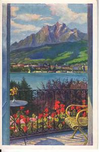 Carlton Hotel, Lucerne