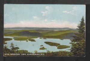 Blue Mountain Lake,Adirondacks,NY Postcard