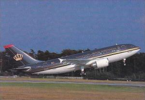 ROYAL JORDANIAN AIRBUS A310-300