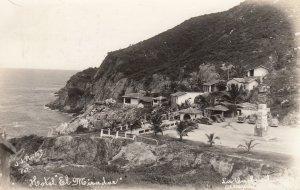 RP: Hotel El Mirador , Acapulco , Mexico , 1930s
