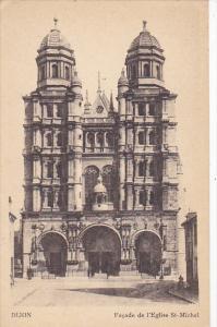 France Dijon Eglise Saint-Michel Facade