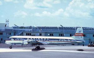 National Airlines Douglas DC-7