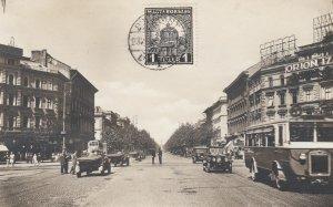 BUDAPEST , Hungary , 00-10s ; Oktogon