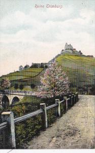 Germany Ruine Trimburg