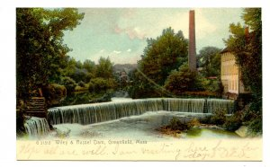 MA - Greenfield. Wiley & Russel Dam