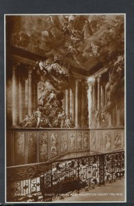 Middlesex Postcard - King's Staircase, Hampton Court Palace    RS12376