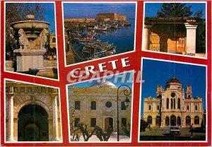 Postcard Modern Crete