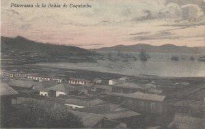 Coquimbo , Chile , 00-10s : Panorama de la Bahia de Coquimbo