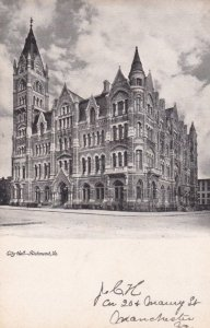 RICHMOND , Virginia, 1901-07 ; City Hall