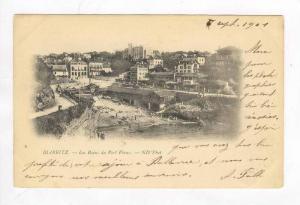 Les Bains Du Port Vieux, Biarritz, France, PU-1910