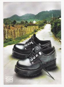 ADV: Stone Ridge Work Shoes, VANCOUVER, British Columbia, Canada, 50-70s