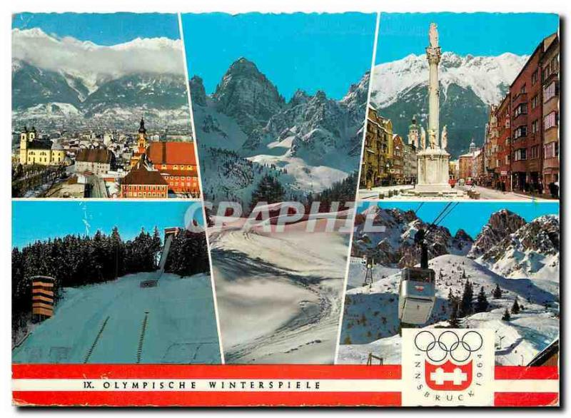 CPM Olympistadt Innsbruck Tirol Jeux Olympiques
