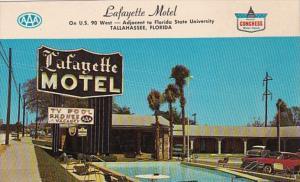 Florida Tallahassee Lafayette Motel