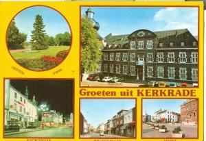 Netherlands, Groeten uit Kerkrade, Greetings from Kerkrade