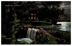 New Jersey  Paterson Wagaraw Dam
