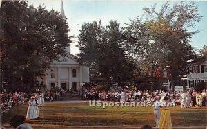 Storrowton on Eastern States Fair Grounds - Springfield, Massachusetts MA