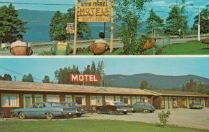 GASPE, Quebec, Canada, 1950-60s ; Anna Mabel Motel