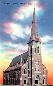 Connecticut Danbury St Peter's Church