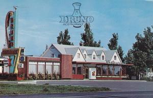 MONTREAL , Quebec , Canada , 50-60s ; BRUNO Restaurant